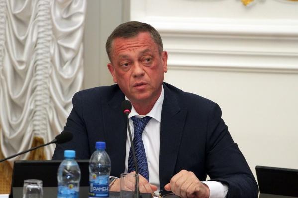 Бывшему чиновнику вынесли приговор осенью 2018 года