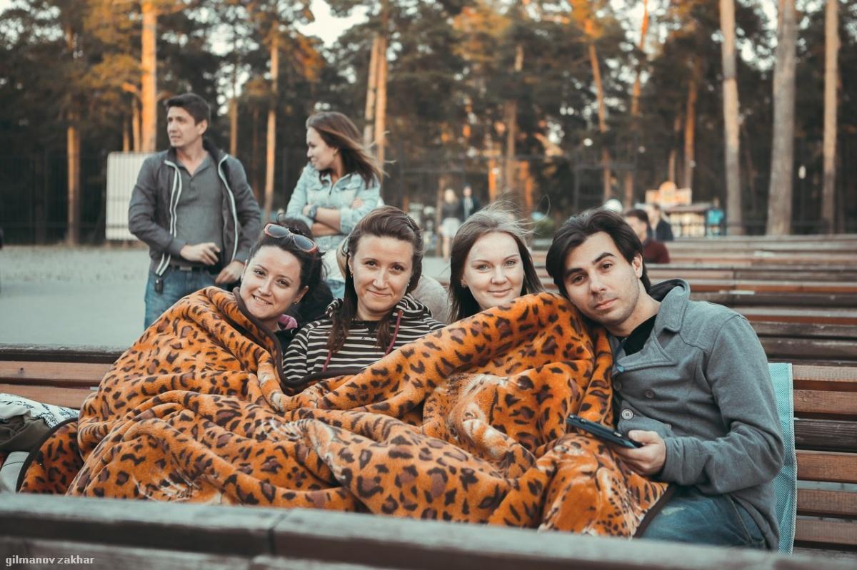 Кинотеатр под открытым небом приглашает романтиков посмотреть советские нетленки