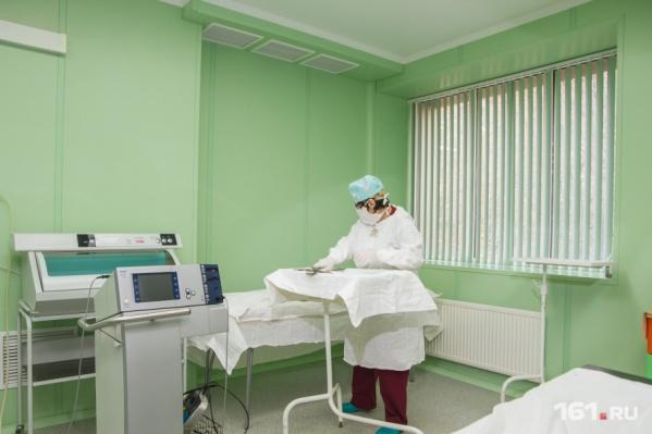 Шесть больниц Ростова будут принимать болельщиков во время ЧМ