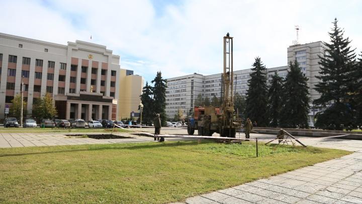 «Паника напрасна»: в челябинской епархии опровергли начало строительства часовни напротив ЮУрГУ