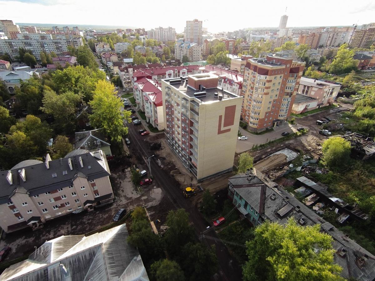 Свободная «двушка»: в жилом комплексе «Кварта» осталась последняя двухкомнатная квартира
