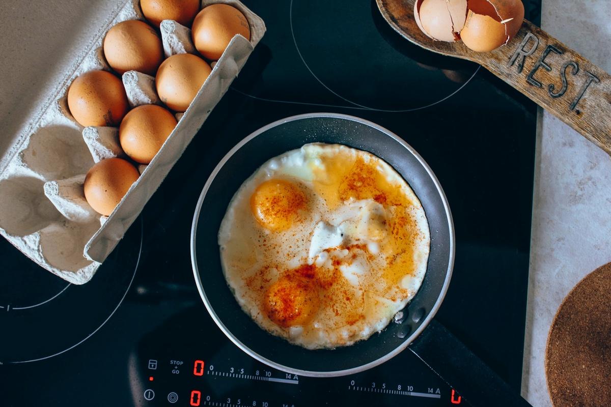 Вредное количество яиц вы вряд ли съедите