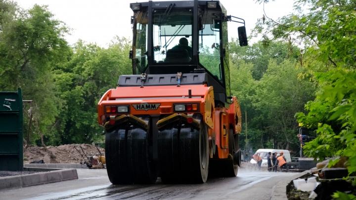 Мэрия выставила на голосование самые разбитые дороги Новосибирска