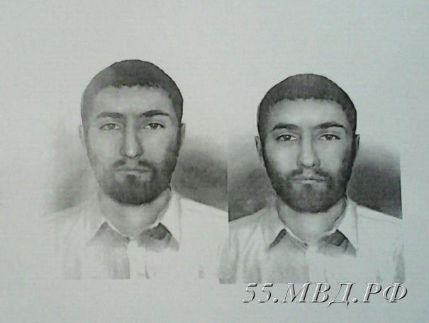 ВОмске разыскивают мужчину, дополусмерти избившего человека вкафе
