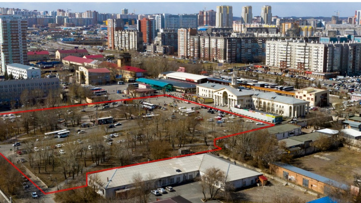 Архитекторы предложили создать на месте автовокзала на Взлетке музей полярной авиации