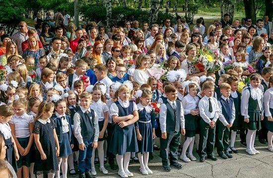 Двенадцать тысяч детей из Магнитогорска соберутся на праздниках ко Дню знаний
