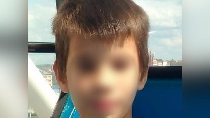 12-летнего Серёжу, пропавшего четыре дня назад, нашли гуляющим на окраине села Бердюжье