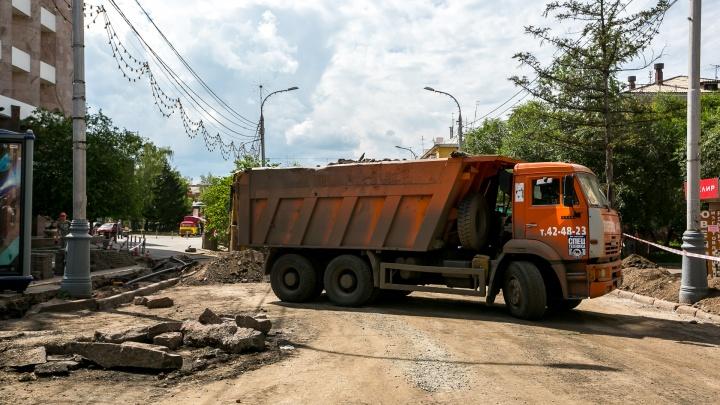 Структуру мэрии обвинили в развале ДРСП Свердловского района