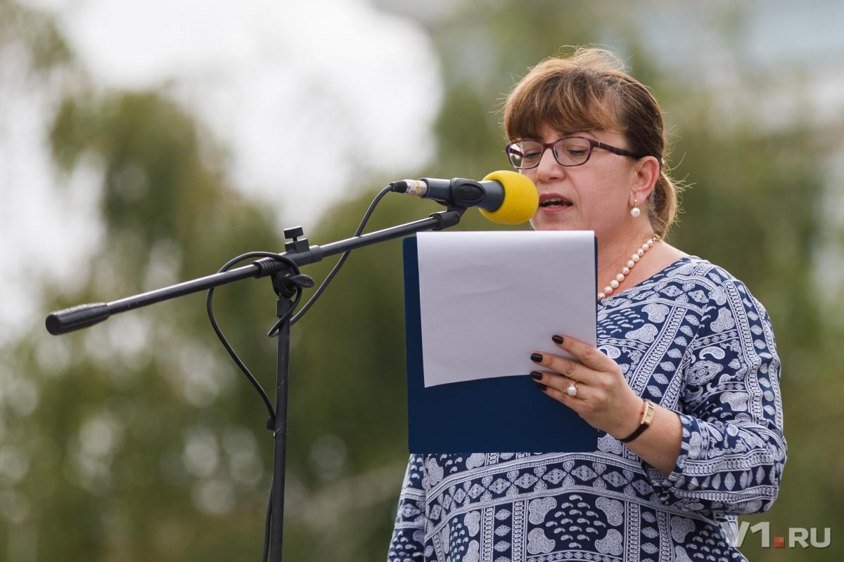 Лидер волгоградских профсоюзов Татьяна Гензе уверена в пользе митинга