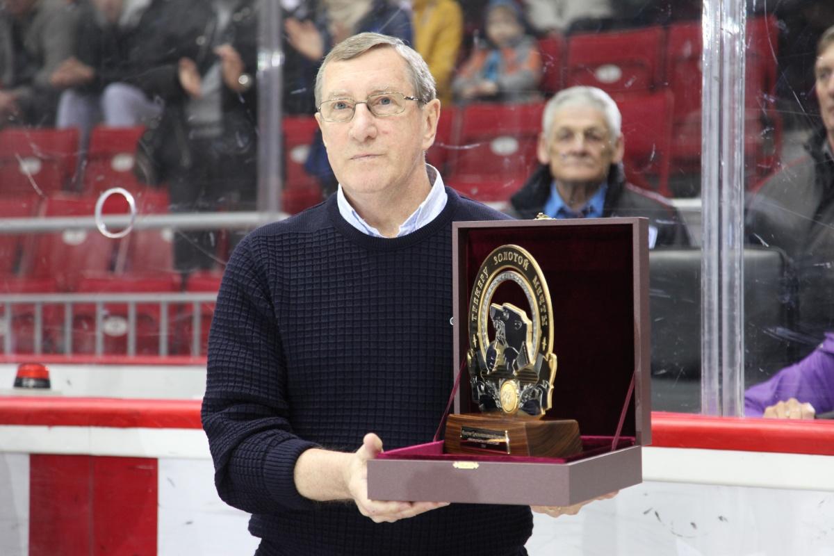 Валерий Константинович ушёл из жизни три года назад
