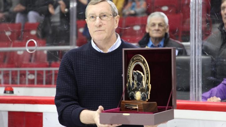 Челябинские депутаты установят памятную доску легенде «Трактора» Валерию Белоусову за свой счёт