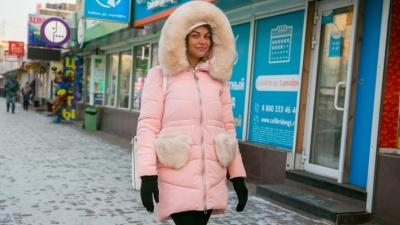 Подглядываем, в чем красноярские модницы встречают первые морозы