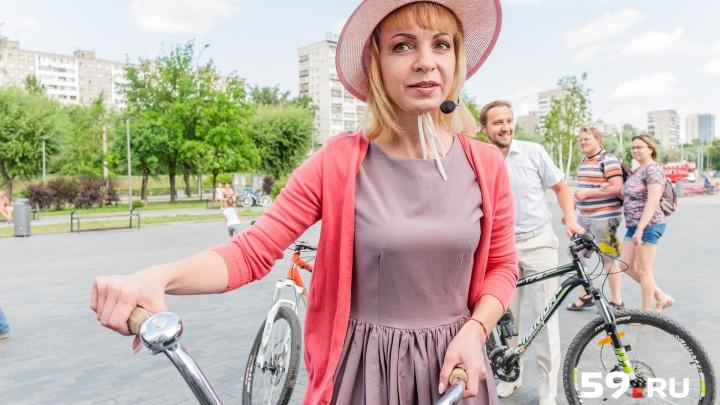 «Велосипед — это любовь»: пермские велосипедисты — о том, почему выбрали такой способ передвижения