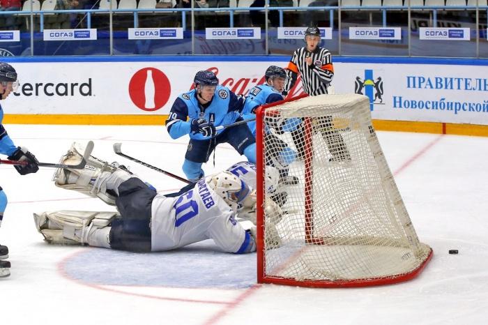 Следующий матч хоккеисты новосибирской молодёжной команды проведут 9 февраля