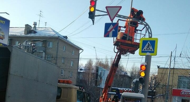 Водители, внимание: одна из улиц во Втузгородке стала односторонней