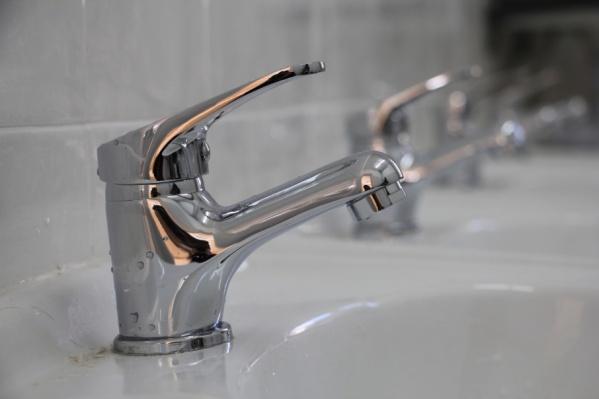 Воды не будет и в одном из детских садов Архангельска