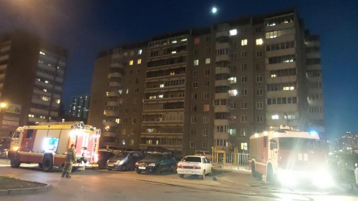 Владельцы квартиры не знают, кто она такая: при пожаре в доме на Чайковского погибла женщина