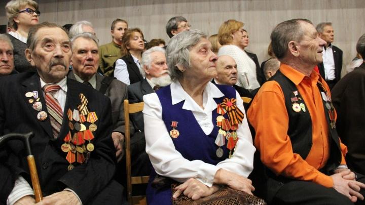 С Нового года выплаты ветеранам Архангельской области увеличатся вдвое