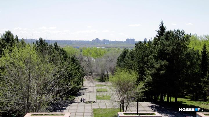 Мэрия нарисовала схему движения по Советскому парку во время фейерверка в День города
