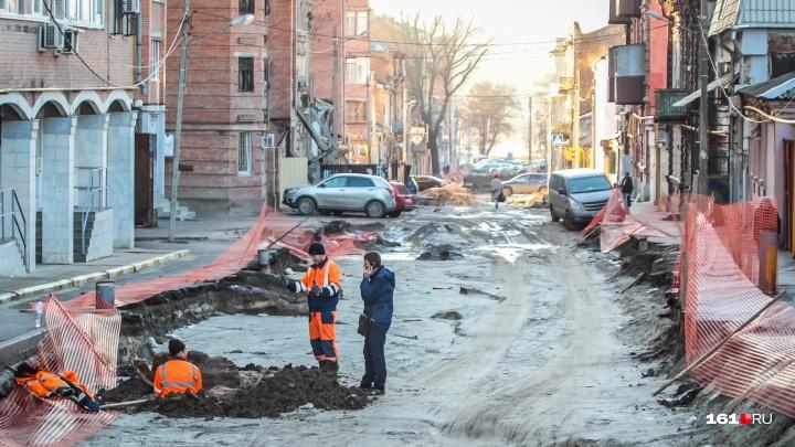В Ростовской области ускорят процедуру получения денег на ремонт дорог