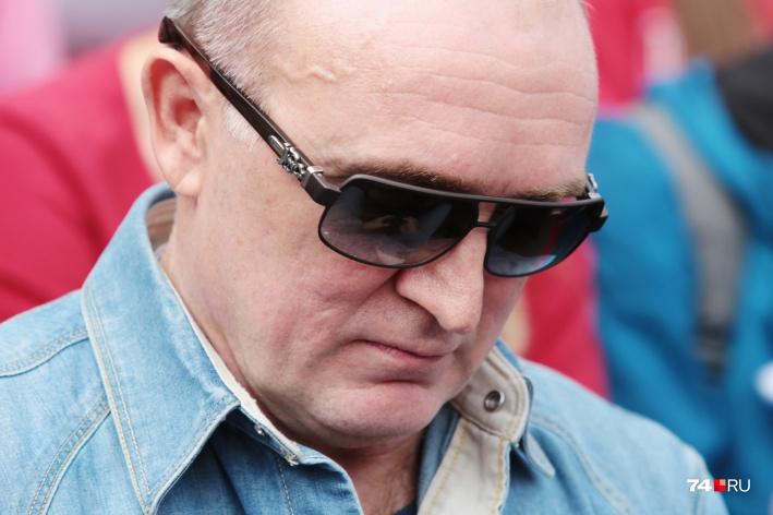Борис Дубровский решил отстоять свое доброе имя