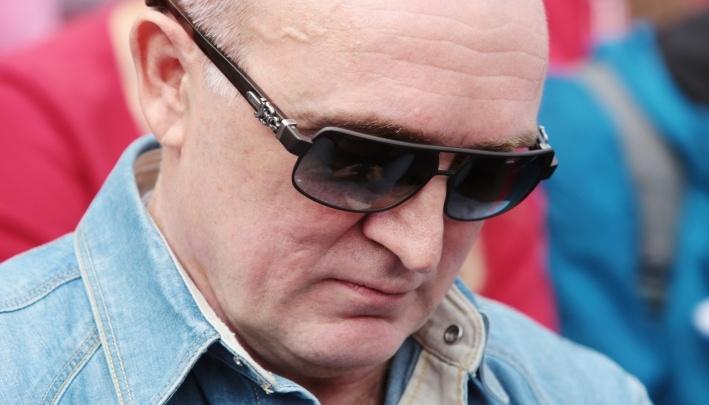 Экс-губернатор Челябинской области Борис Дубровский подал в суд на антимонопольную службу