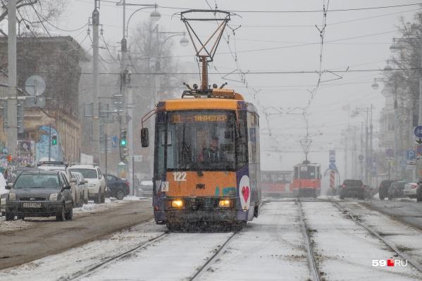 Этой зимой будет больше поводов ездить на трамвае, а не на автобусе