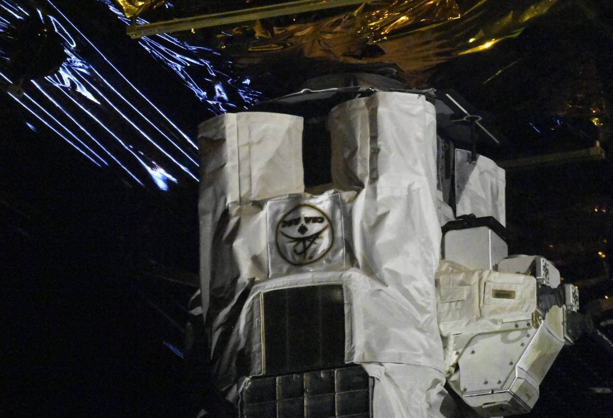 В капсуле находятсяматериалы научных экспериментов с МКС