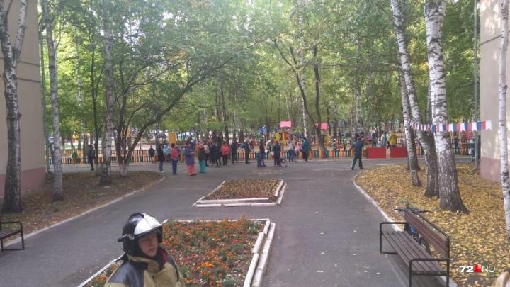 Из детского сада на Пермякова эвакуировали 70 человек из-за короткого замыкания