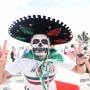 В Ростове повздорили болельщики из Мексики