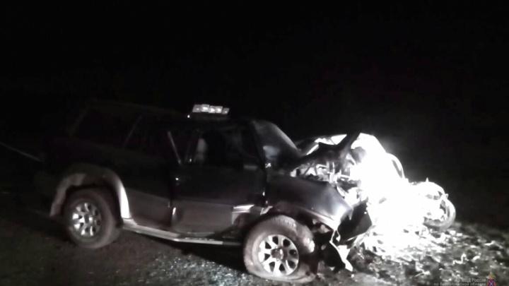 Погиб на месте: на трассе в Волгоградской области разбился молодой водитель Lada Granta
