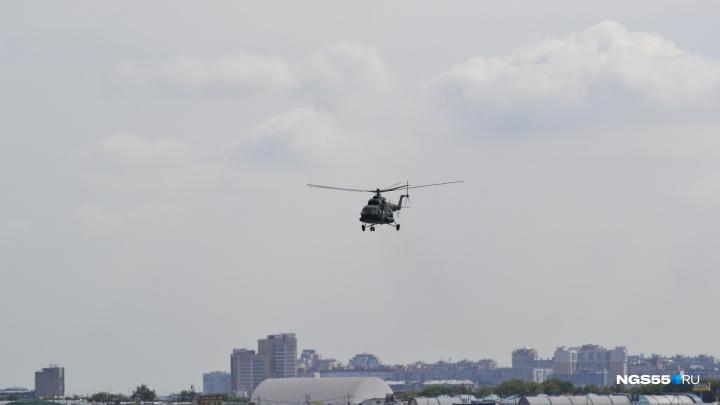 Курсант омского вертолётного колледжа пожаловался на его «катастрофическое положение»