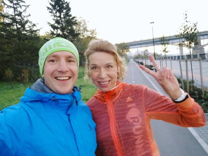 Обещание новосибирец дал себе после того, как пробежал Московский марафон