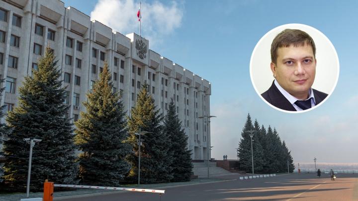 Областные власти назначили Владимира Терентьева главным по качеству госуслуг