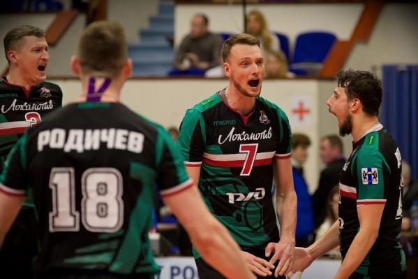 Игра проходила в Белгороде