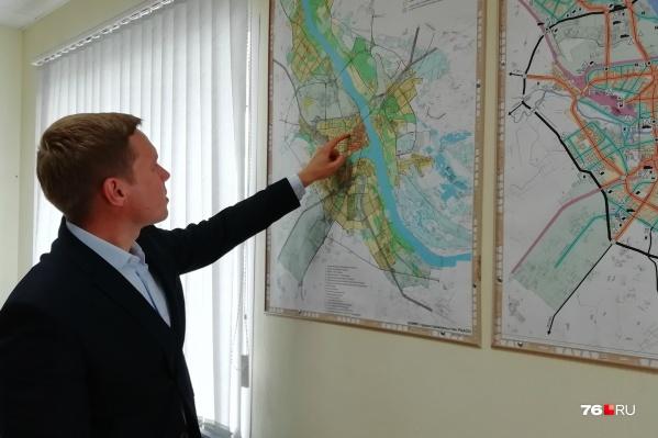 Сергей Волканевский считает, что прокладывать по центральным улицам трамвайные пути можно только после согласования с ГИБДД и общественностью