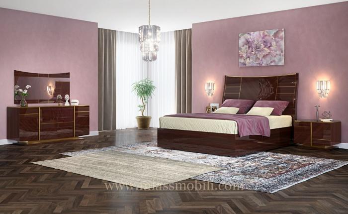 Ретро в современном прочтении: все оттенки правильной спальни