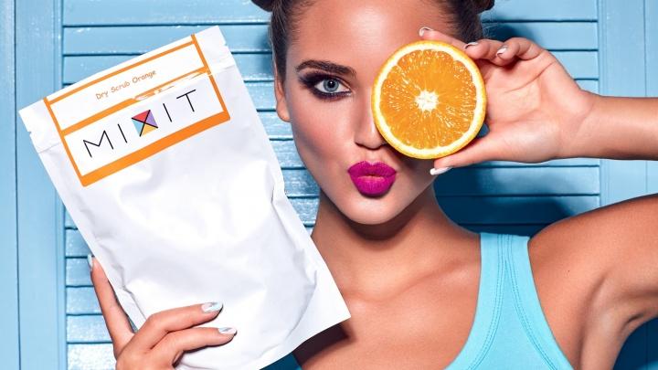 Новая сеть магазинов натуральной косметикиMIXIT открыла точку в Новосибирске