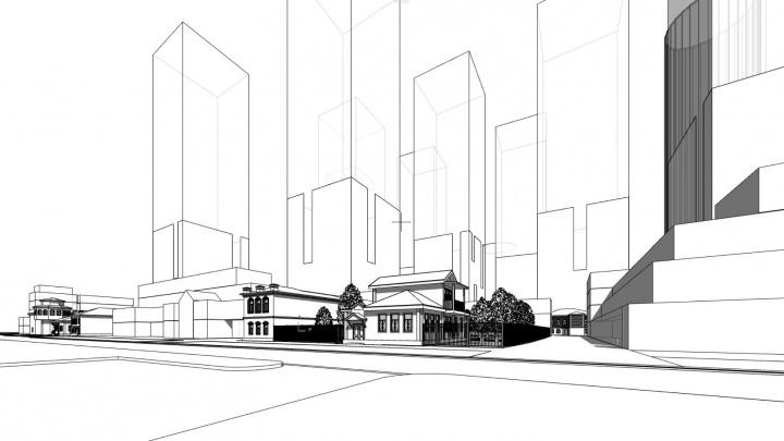 «Екатеринбург-Сити» добился разрешения проектировать новую очередь рядом с памятниками архитектуры
