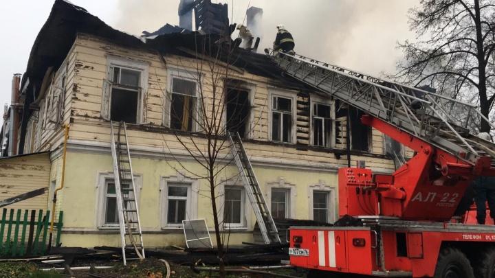 Пожар в Ростове: погибли семь человек. Поджигатель арестован. Хроника трагедии