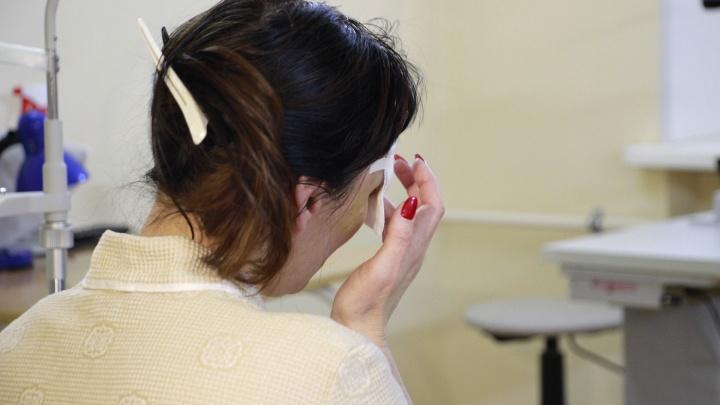 Жительнице Ханты-Мансийска, пострадавшей от фейерверка, удалили глаз