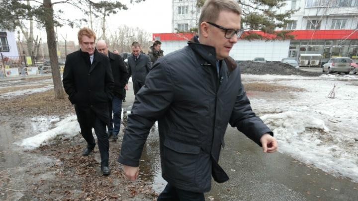 «Останется лишь в фотоархивах»: врио губернатора подвел первые итоги осмотра Челябинска