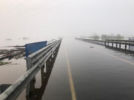 Перекрыта трасса из Красноярска на подъезде к Тулуну