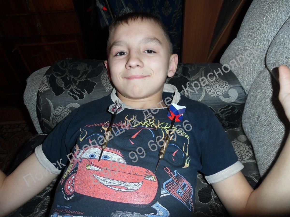 ВКрасноярске пофакту исчезновения ребенка возбуждено уголовное дело