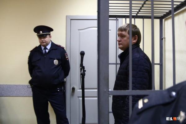 Эдуарда Воронина арестовали в октябре 2018 года