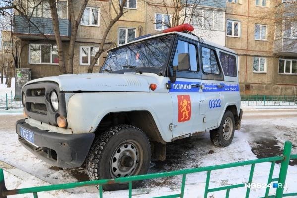 Мужчину задержали в Санкт-Петербурге и отправили в Красноярск