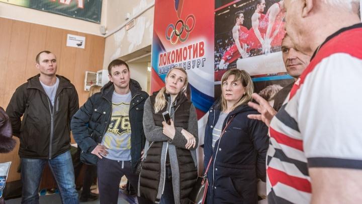 Гимнастов школы, где учился Давид Белявский, посреди учебного года выгнали из зала