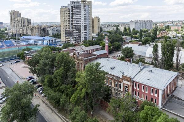 На территории бывшего ликероводочного завода появится общественно-деловое пространство и жилой комплекс
