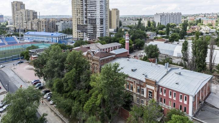 Производственную территорию в центре Волгограда ждет комплексная реновация