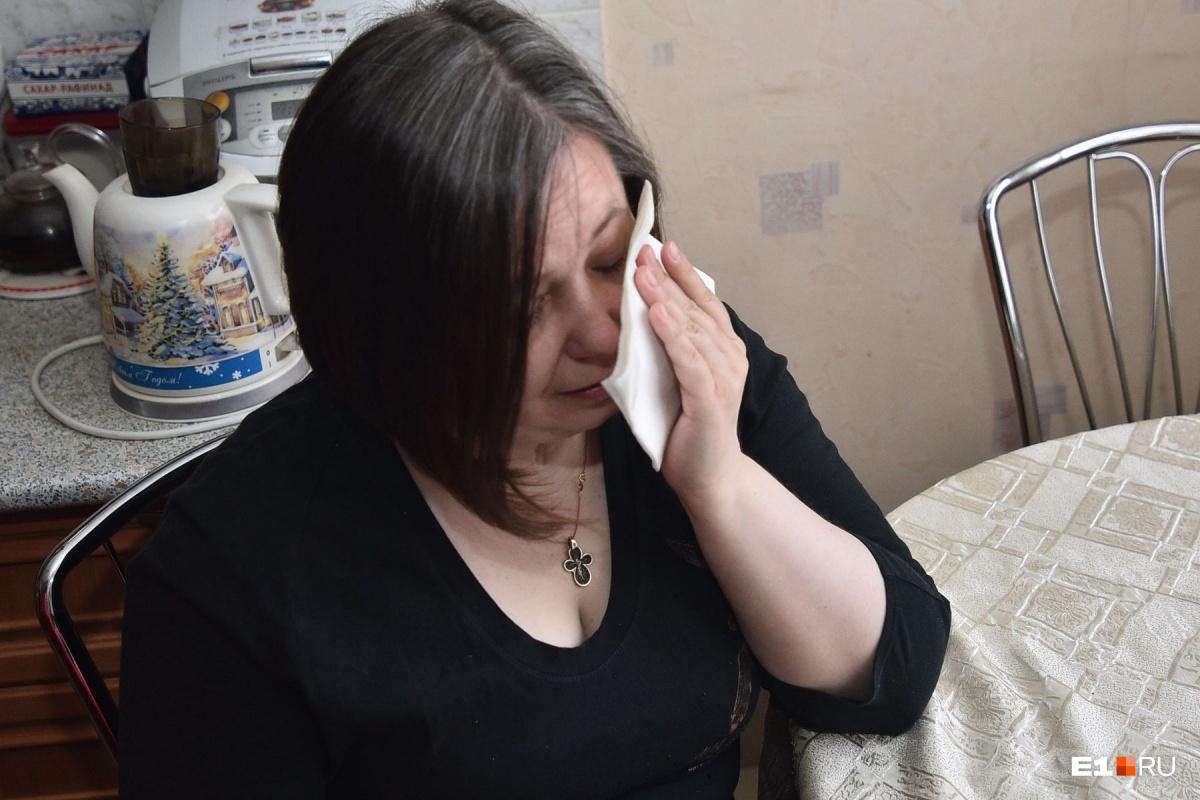 Юлия до сих пор не может говорить о событиях семилетней давности без слез